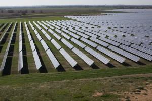 30 MW solar farm near Austin