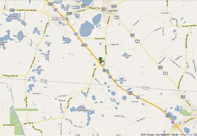 C11-000081 I-75 at CR 27/Lake Park-Bellville Road Interchange Improvements - Exit 2 is in final T-SPLOST list
