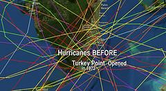 Hurricanes before