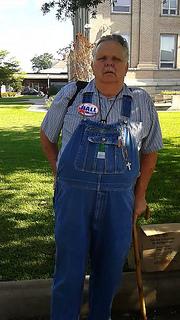 Jody Hall at Valdosta Farm Days 16 June 2012