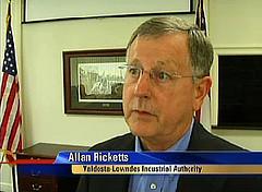 Allan Ricketts of VLCIA