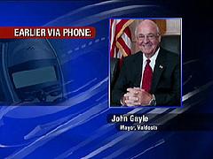 John Gayle, Mayor of Valdosta
