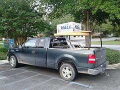 Jody Hall truck