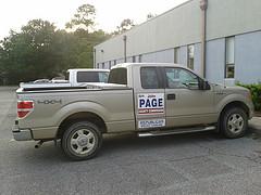 John Page truck