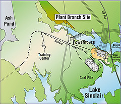 Plant Branch detail map