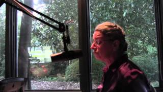 Gretchen Quarterman on Chris Beckham's radio show 11 October 2012