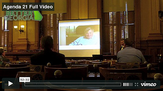 Better Georgia: Agenda 21 Full Video from Bryan Long on Vimeo