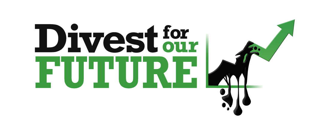 Divest for our Future logo