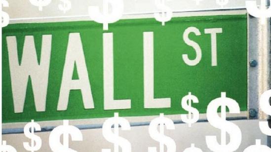 Wall Street greed