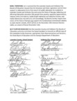 Joint Resolution of VBOE and LCBOE