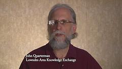 John S. Quarterman for Lowndes Area Knowledge Exchange
