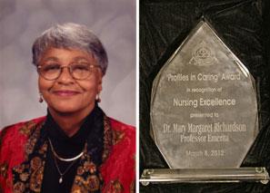 Mary Margaret Richardson