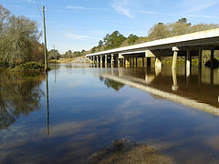 18 Feb 2013 Withlacoochee River @ GA 122